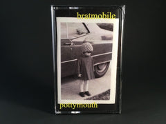 BRATMOBILE - pottymouth - CASSETTE TAPE punk