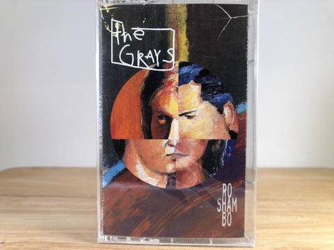 THE GRAYS - ro sham bo - BRAND NEW CASSETTE TAPE