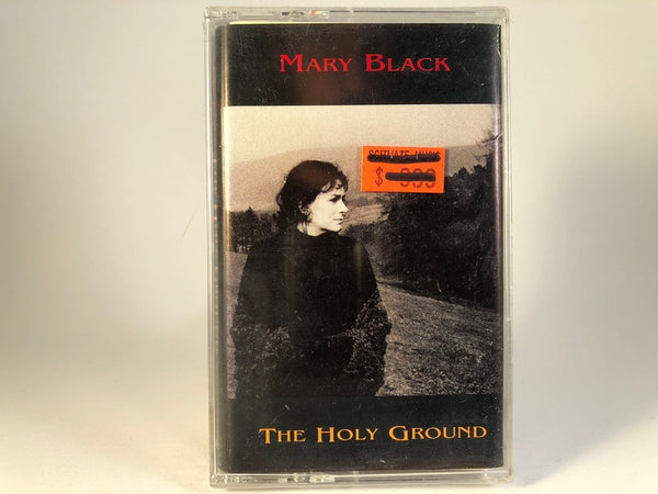 Mary Black – The Holy Ground - BRAND NEW CASSETTE TAPE - Irish
