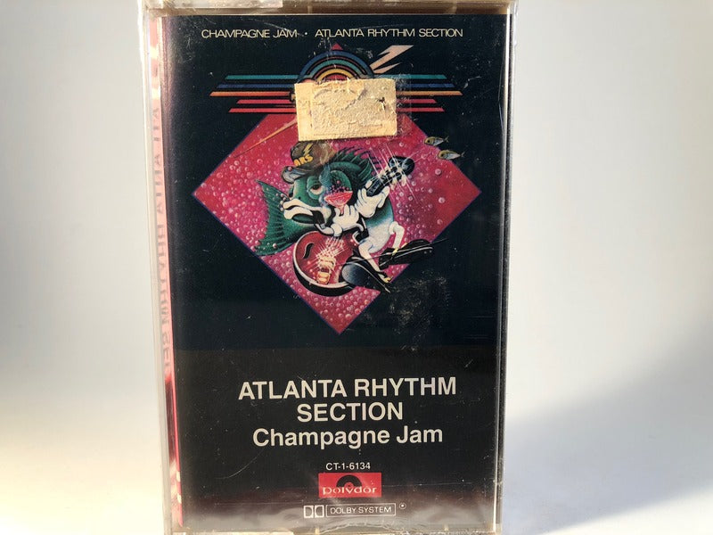 Atlanta Rhythm Section – Champagne Jam - BRAND NEW CASSETTE TAPE