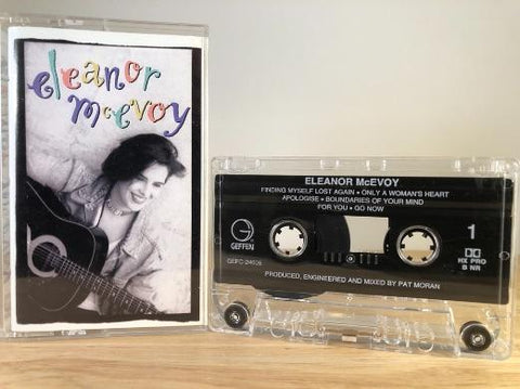 ELEANOR McEVOY - s/t - CASSETTE TAPE