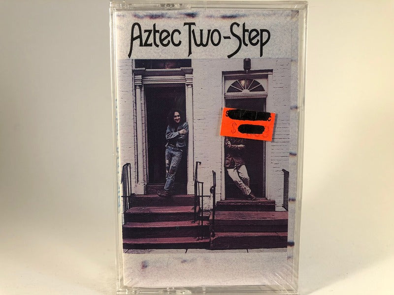 AZTEC TWO-STEP - s/t - BRAND NEW CASSETTE TAPE