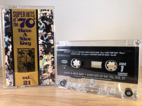 PORNO FOR PYROS - s/t - CASSETTE TAPE