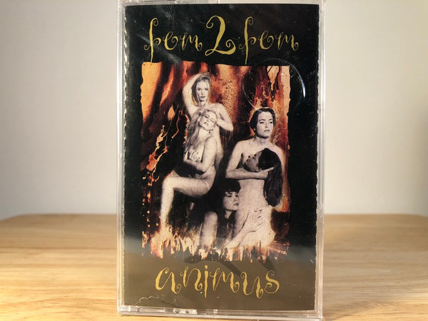 FEM 2 FEM - animus - BRAND NEW CASSETTE TAPE