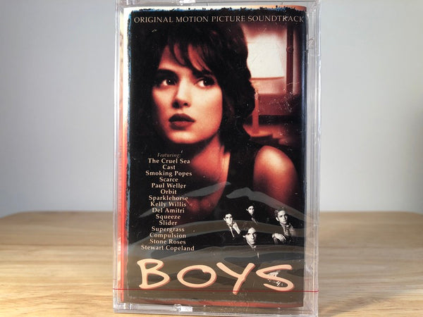 BOYS - soundtrack - BRAND NEW CASSETTE TAPE