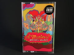 OF MONTREAL - innocence reaches - CASSETTE TAPE 90's electronic rock