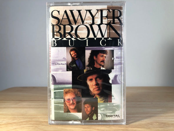 SAWYER BROWN - buick - BRAND NEW CASSETTE TAPE - 3/3