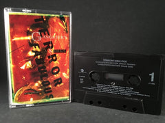 TERROR FABULOUS - gangters anthem (single) CASSETTE TAPE
