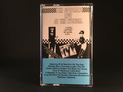 THE SPECIALS - live at the lyceum - CASSETTE TAPE ska