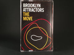 BROOKLYN ATTRACTORS - the move - CASSETTE TAPE