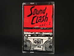SOUND CLASH - Vol. 1 - CASSETTE TAPE - reggae ska
