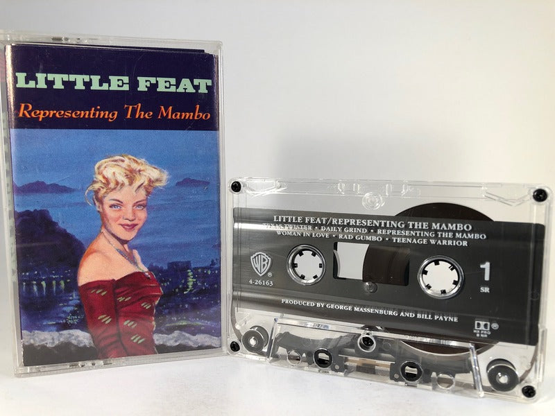 Little Feat – Representing The Mambo - CASSETTE TAPE