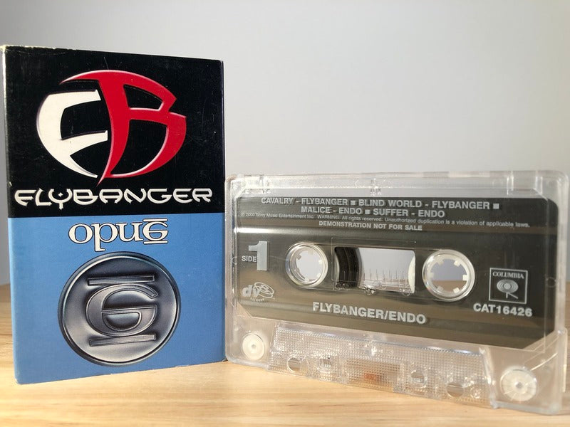 FLYBANGER/ENDO - [cassingle] - CASSETTE TAPE