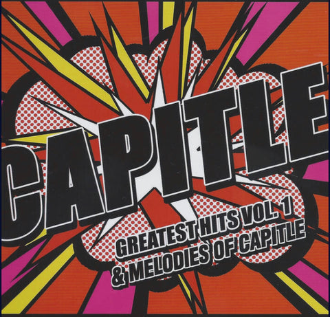 CAPITLE - greatest hits Vol.1 & melodies of capitle - CASSETTE TAPE [Cassette Week 2020]