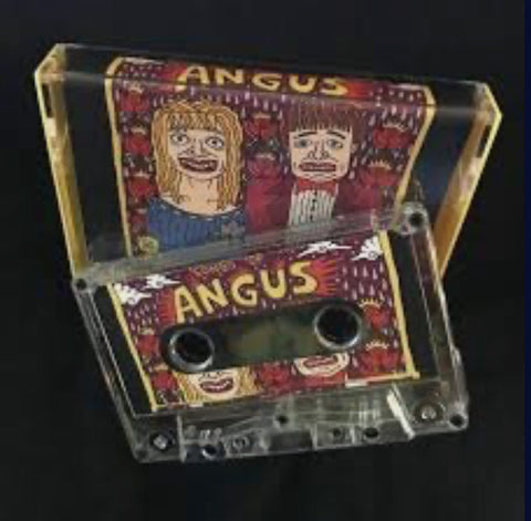 SONGS OF ANGUS - various artists - CASSETTE TAPE [Cassette Week 2020]