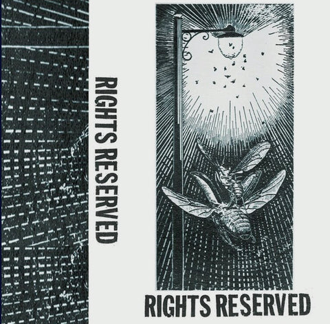 RIGHTS RESERVED - s/t - CASSETTE TAPE [Cassette Week 2020]