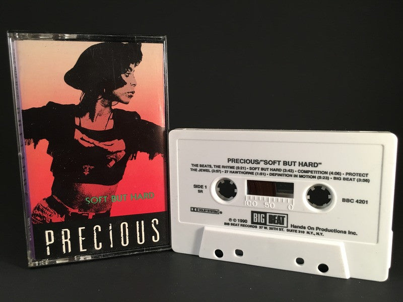 PRECIOUS - soft but hard - CASSETTE TAPE