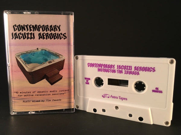 TIM ZAWADA - CONTEMPORARY JACUZZI AEROBICS VOL. 1 - STAR CREATURE