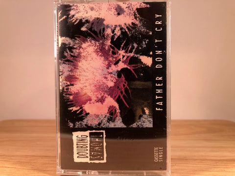 DOUBTING THOMAS - father don't cry - BRAND NEW CASSETTE TAPE - [skinny puppy]