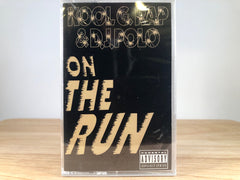 KOOL G. RAP & D.J. POLO - on the run/straight jacket - [cassingle] - BRAND NEW CASSETTE TAPE