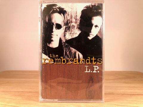THE REMBRANDTS - L.P. - BRAND NEW CASSETTE TAPE