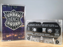 URBAN DANCE SQUAD - mental floss for the globe - CASSETTE TAPE