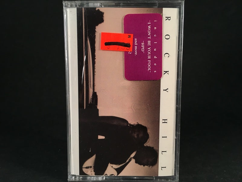 ROCKY HILL - s/t - BRAND NEW CASSETTE TAPE