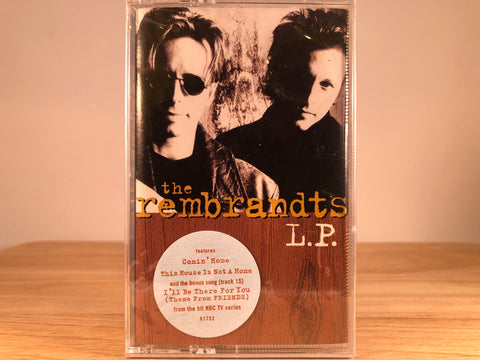 THE REMBRANDTS - L.P. - BRAND NEW CASSETTE TAPE -2