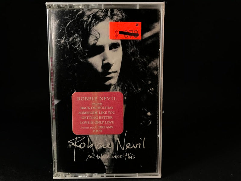 Robbie Nevil - A Place Like This - BRAND NEW CASSETTE TAPE - pop