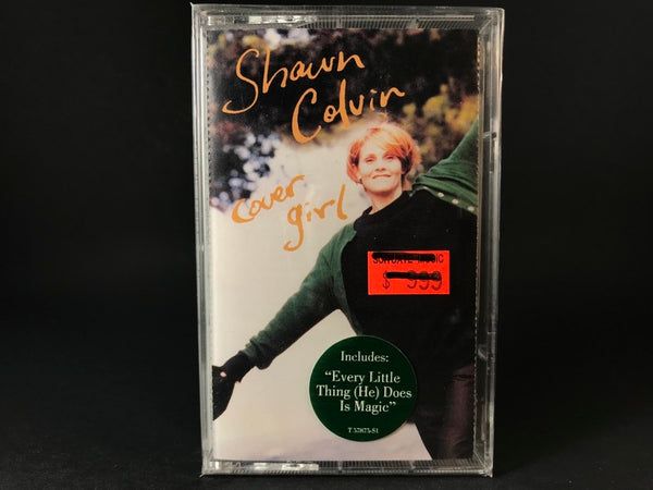 Shawn Colvin - cover girl - BRAND NEW CASSETTE TAPE