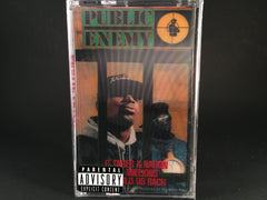 PUBLIC ENEMY - it takes a nation (hologram) BRAND NEW SEALED CASSETTE TAPE hiphop