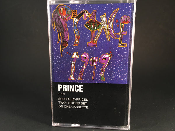 PRINCE - 1999 (reissue) BRAND NEW SEALED CASSETTE TAPE