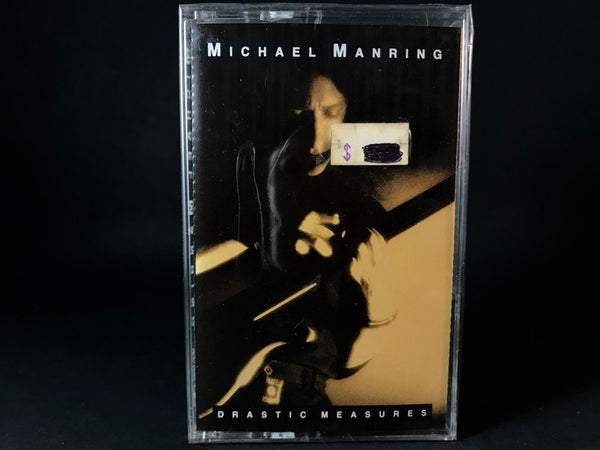 Michael Manring - Drastic Measures - BRAND NEW CASSETTE TAPE - fusion