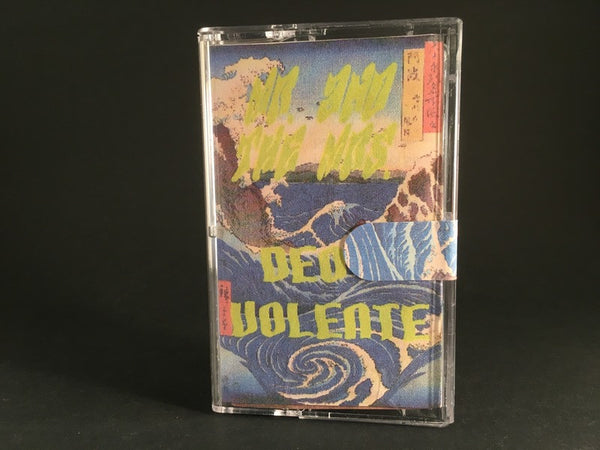 MR. AND THE MRS - dee volente - CASSETTE TAPE