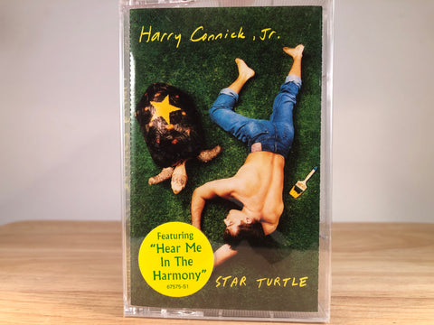 HARRY CONNICK JR. - star turtle - BRAND NEW CASSETTE TAPE