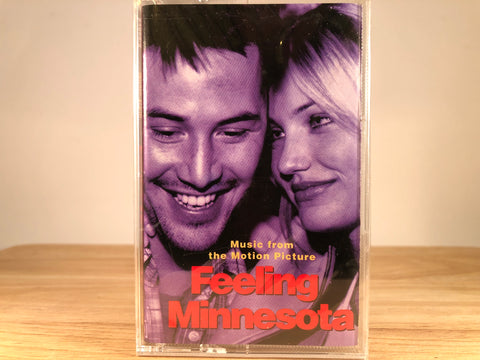 FEELING MINNESOTO - music from the motion picture - BRAND NEW CASSETTE TAPE