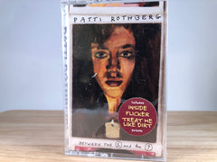 PATTI ROTHBERG - between the 1 and the 9 - BRAND NEW CASSETTE TAPE