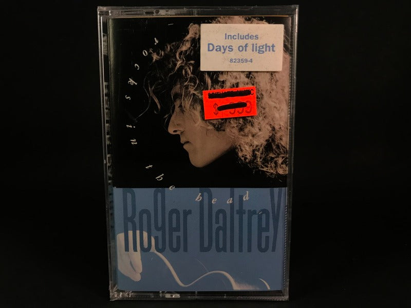 Roger Daltrey - Rocks In The Head - BRAND NEW CASSETTE TAPE