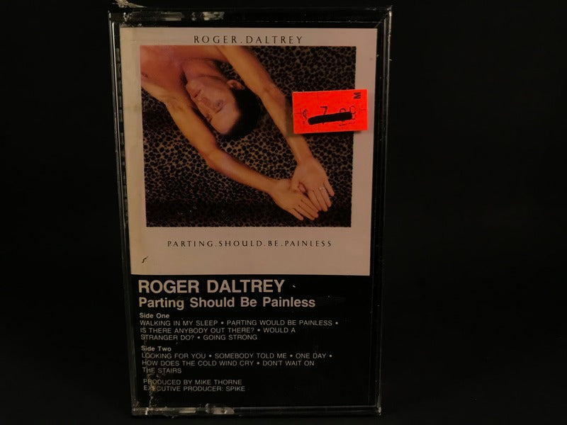 Roger Daltrey - Parting Should Be Painless - BRAND NEW CASSETTE TAPE