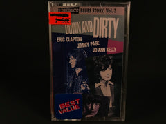 Down And Dirty: The Immediate Blues Story, Vol. 3 - various artists - BRAND NEW CASSETTE TAPE - compilations