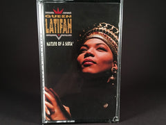 Queen Latifah – Nature Of A Sista' - BRAND NEW CASSETTE TAPE - conscious
