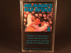 Mr. Magic – Mr. Magic's Rap Attack Volume 5 - BRAND NEW CASSETTE TAPE - hiphop