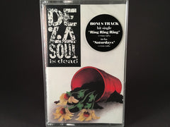 De La Soul – De La Soul Is Dead - BRAND NEW CASSETTE TAPE