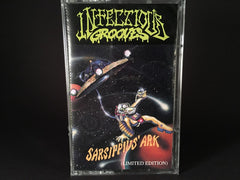 Infectious Grooves – Sarsippius' Ark (Limited Edition) - BRAND NEW CASSETTE TAPE - metal