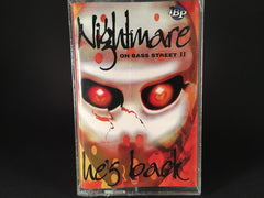 Bill Okon – Nightmare On Bass Street II - He's Back - BRAND NEW CASSETTE TAPE - bass
