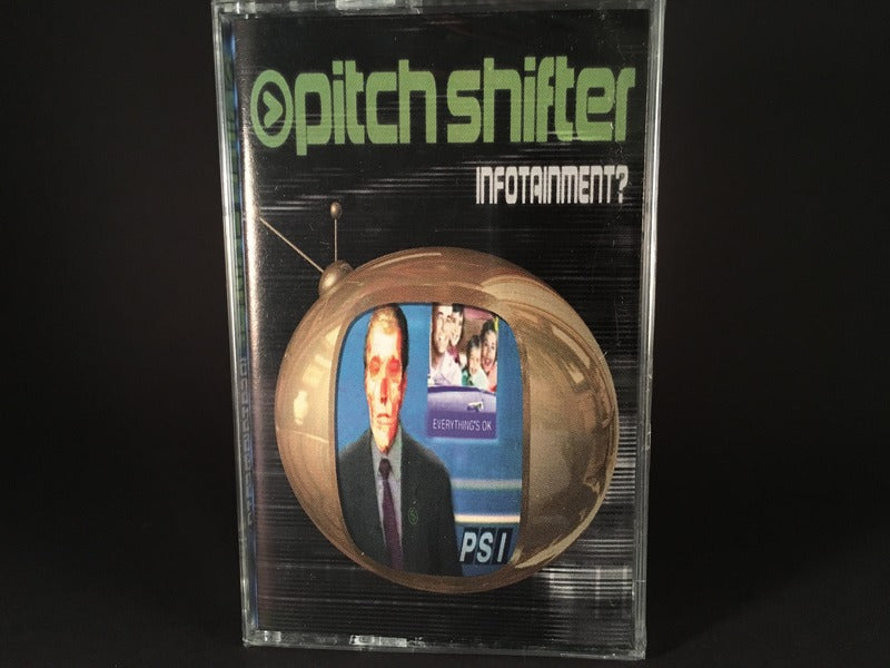 Pitch Shifter – infotainment? - BRAND NEW CASSETTE TAPE - [SALE]