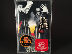 THE KINKS - phobia- BRAND NEW CASSETTE TAPE