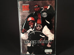 Fat Boys/Hefty Posse – Mack Daddy - BRAND NEW CASSETTE TAPE