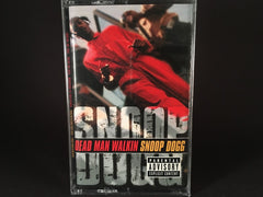 Snoop Dogg – Dead Man Walkin - BRAND NEW CASSETTE TAPE - gangsta
