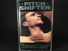 Pitch Shifter – desensitized - BRAND NEW CASSETTE TAPE
